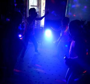 Jenga-Jengala disko vuokra