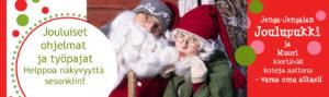 joulupukki Kuopio joulumuori