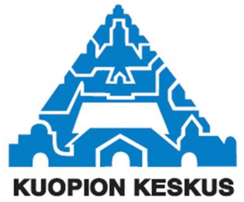 Kuopion kaupunkikeskustan kehittämisyhdistys logo