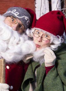 Joulupukki Kuopio ohjelmapalvelu
