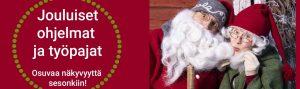 Joulupukki tapahtumaan Kuopio